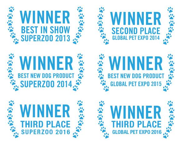 Awards obtenu par les produits Ifetch (Original, Too et Frenzy).